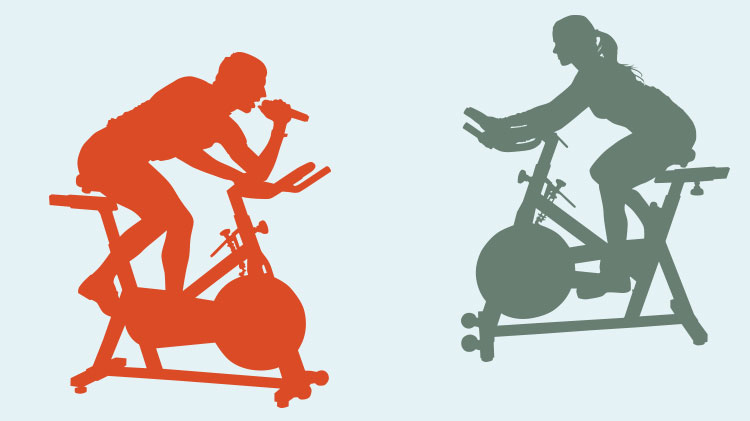 Cycle (Group Exercise Class)