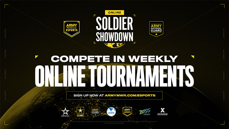 Online Soldier Showdown