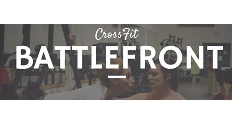 Strong B.A.N.D.S. CrossFit Battlefront - No Fee