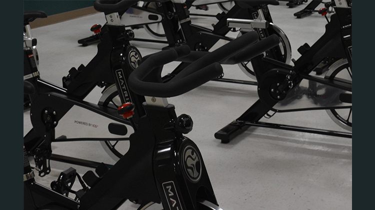 Upright Bike Competition
