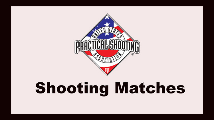 CANCELLED UNTIL FURTHER NOTICE - USPSA Shooting Match