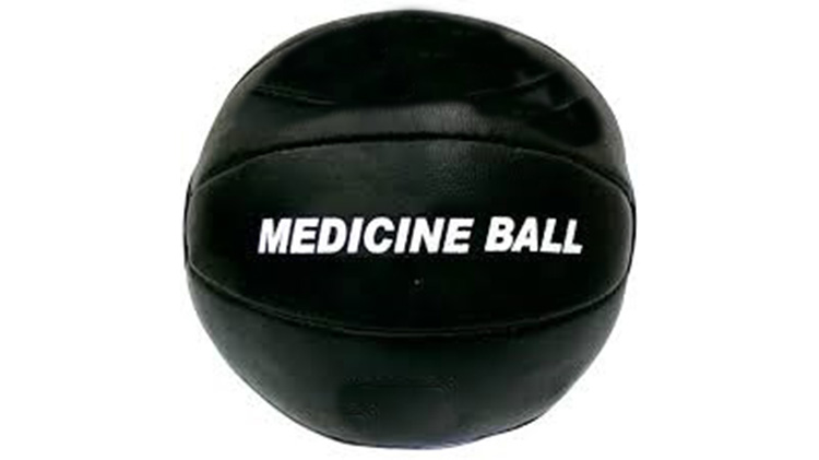 CANCELLED - Medicine Ball Toss Challenge