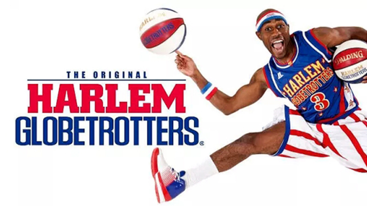 Youth Field Trip to see Harlem Globetrotters