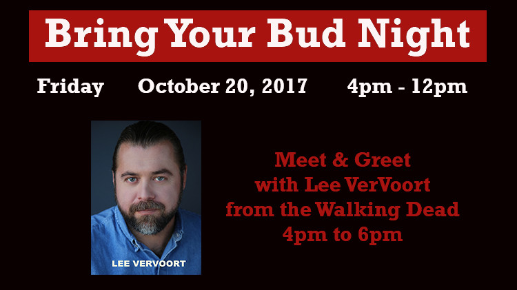 Bring Your Bud Night at Warrior Zone
