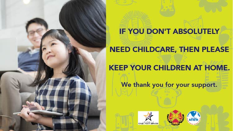 Do You Absolutely Need Childcare?