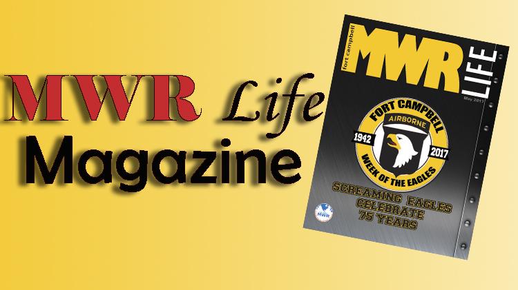 MWR Life Magazine  - May Issue (FREE)