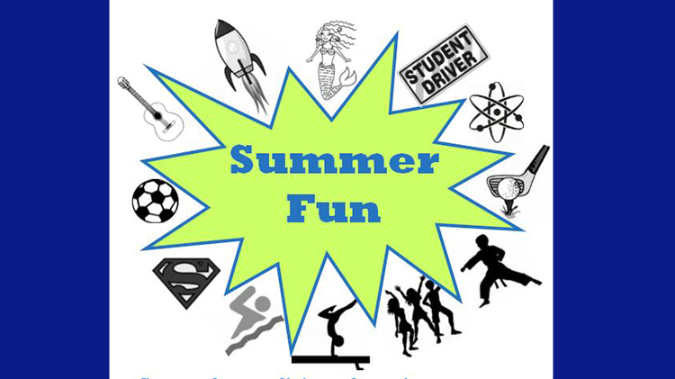 Summer Fun with CYS Youth Sports and SKIES Unlimited - Fee