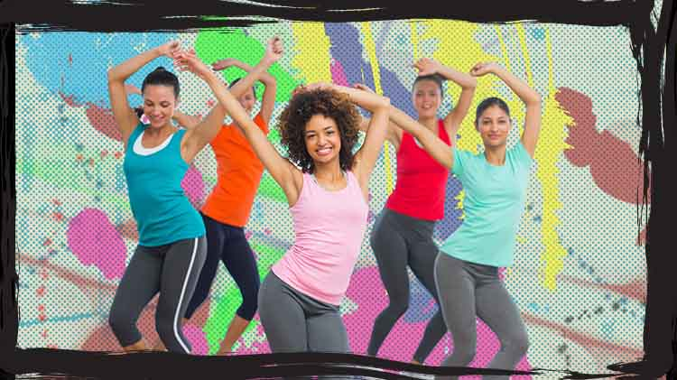 Zumba® (Group Exercise Class)