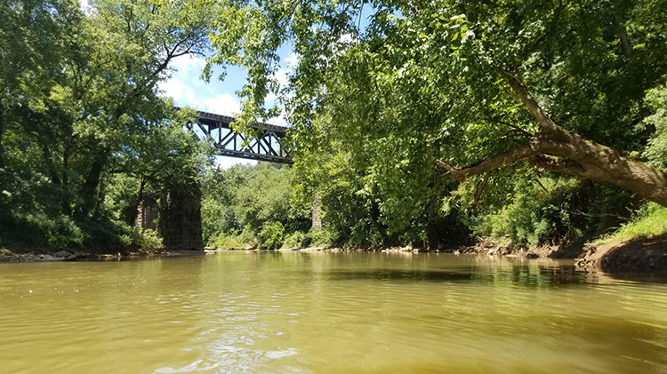 Kayak the Red River