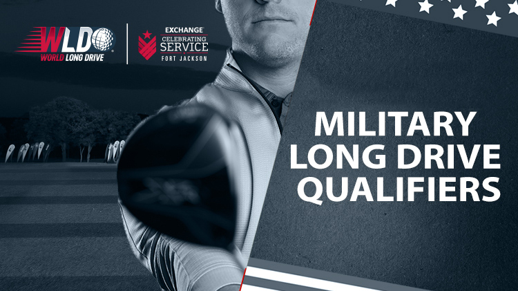 2020 Military Long Drive Championship Qualifier