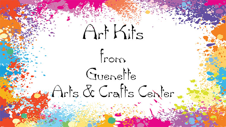 Art Kits from Guenette