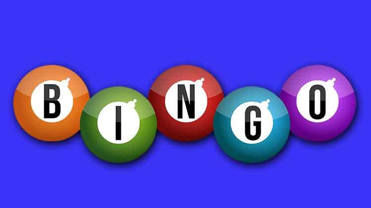 Bingo at Joe Swing - Fee