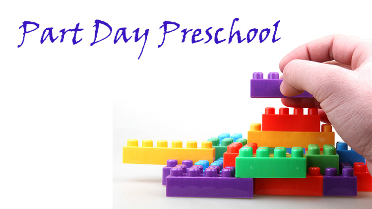 CYS Part Day Preschool - Afternoon Openings