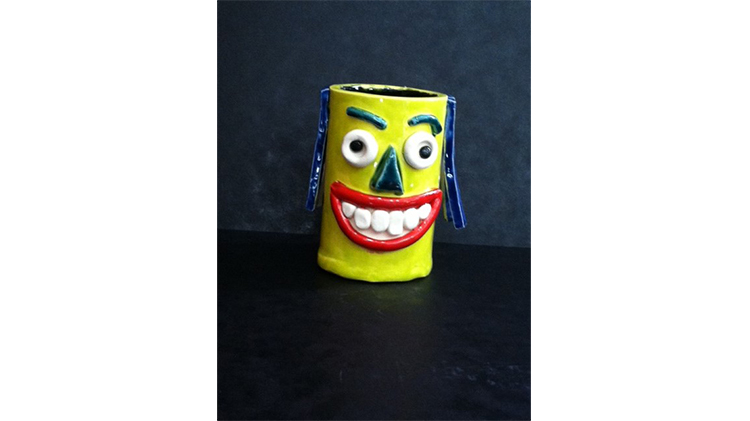 Arts & Crafts Clay Monster Cup