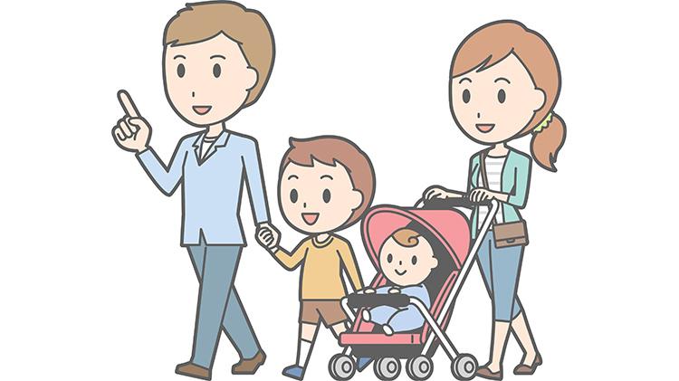 ACS Family Advocacy Stroller Walk - No Fee