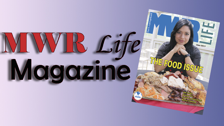 MWR Life Magazine - June Issue (FREE)