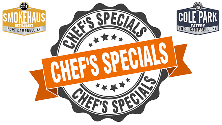 MWR Restaurant Specials