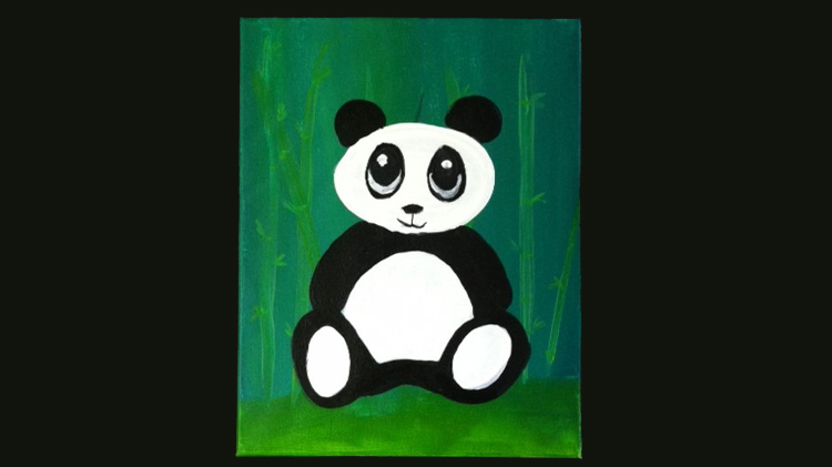 Arts & Crafts Kids Canvas Painting - Fee