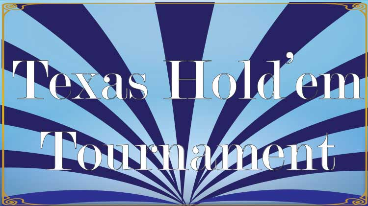 Texas Hold'em at Warrior Zone - No Fee