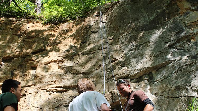 BOSS Rock Climbing