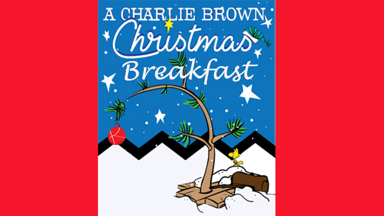 A Charlie Brown Christmas Breakfast at the Smokehaus