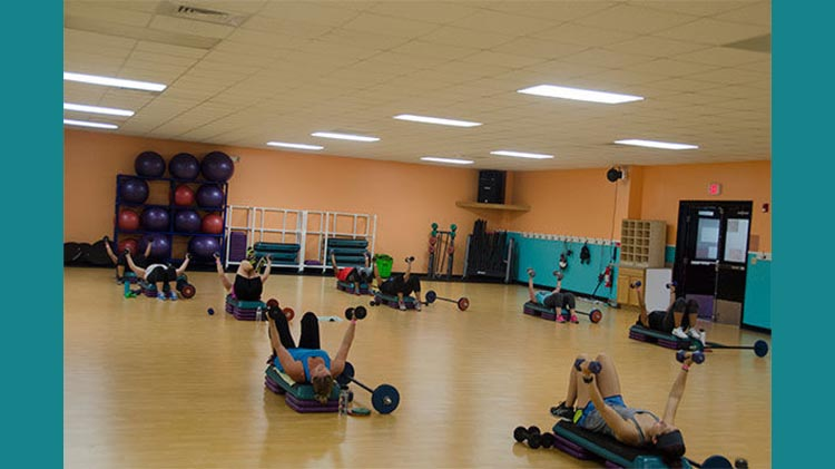 Total Pump PM (Group Exercise Class)