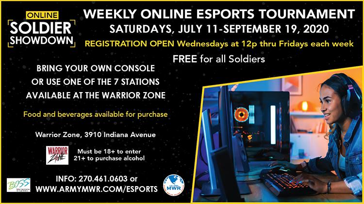 Warrior Zone Supports Online Soldier Showdown