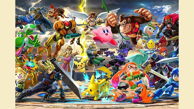 Super Smash Bros Tournaments