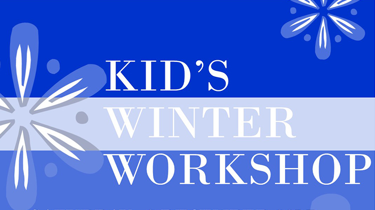 Guenette Arts & Crafts - Kids Winter Workshop