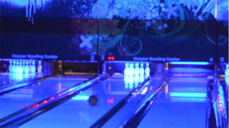 CANCELLED UNTIL FURTHER NOTICE - Cosmic Mania Bowling