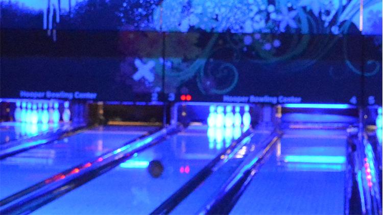 Cosmic Mania Bowling