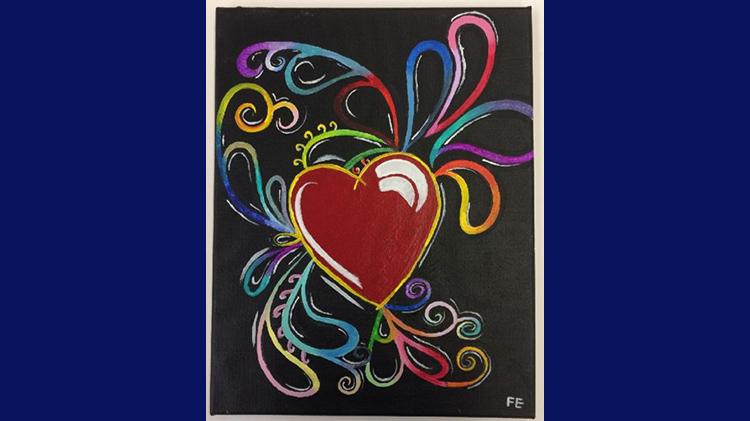 Arts & Crafts Kids Canvas Painting