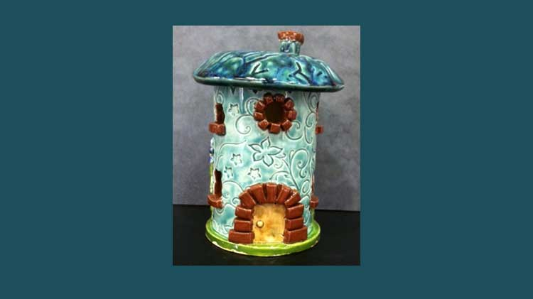 CANCELLED - Arts & Crafts Clay Fairy House