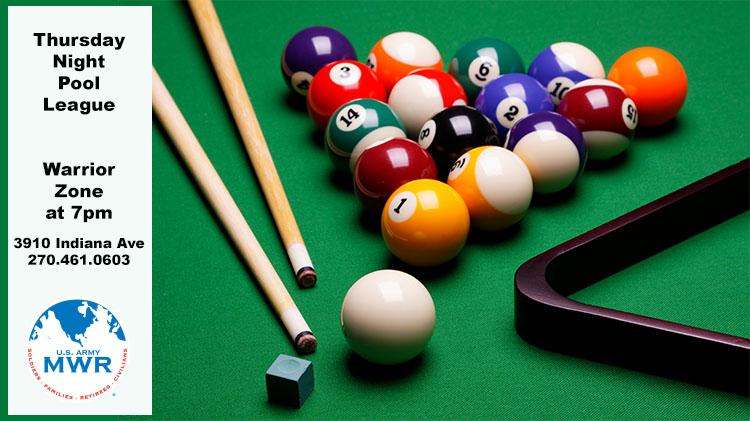 Thursday Night Pool League